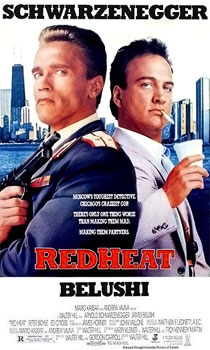 poster Red Heat (1988)