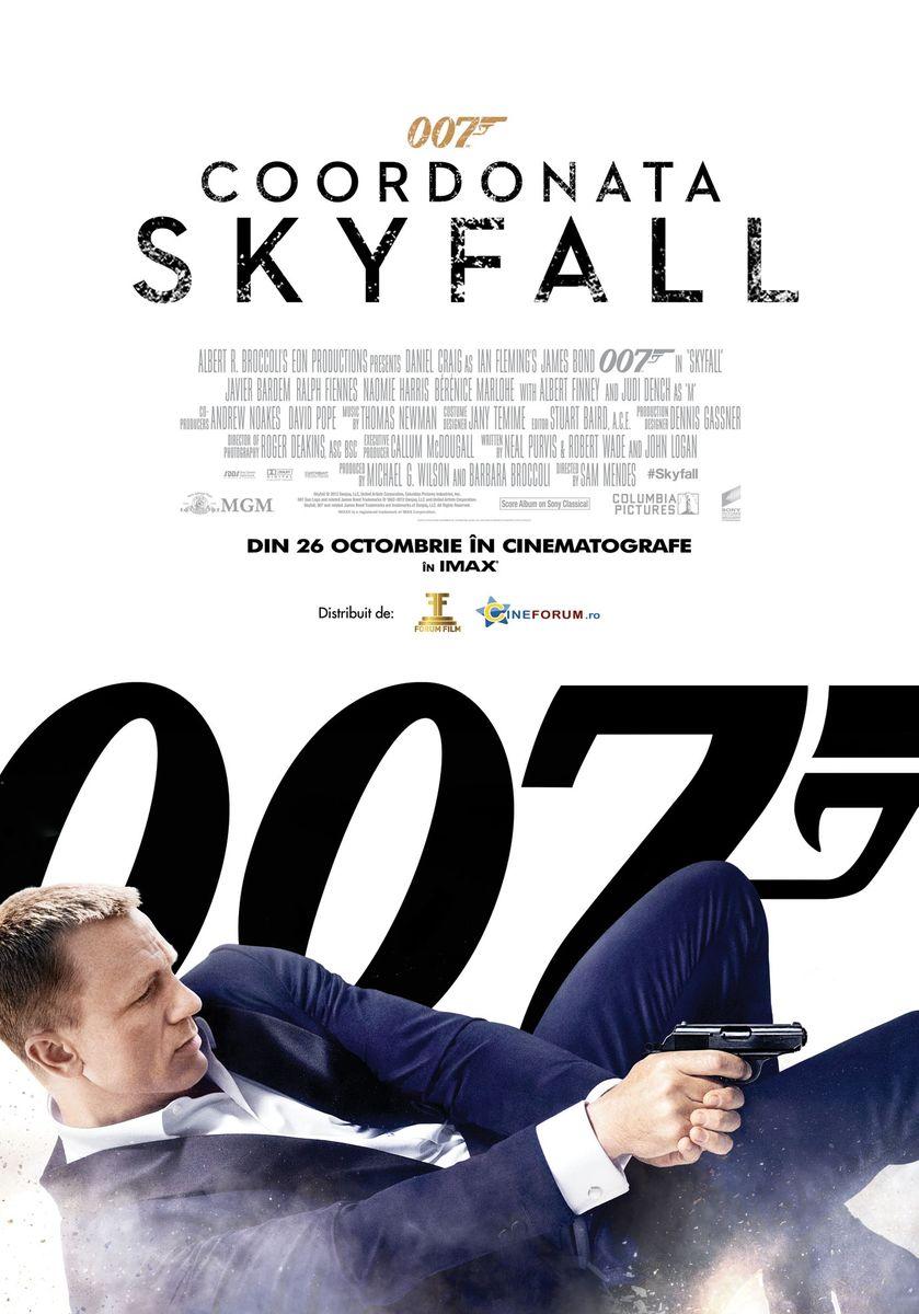 poster Skyfall (2012)