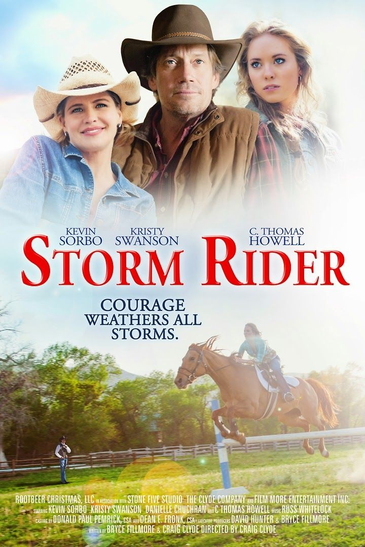 poster Storm Rider (2013)
