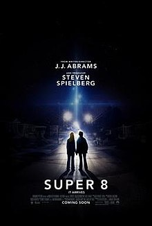 poster Super 8 (2011)