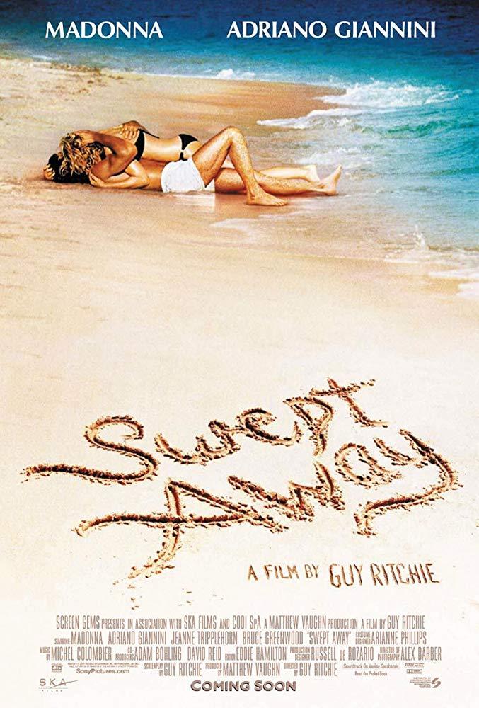 poster Swept Away (2002)