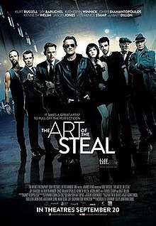 poster The Art of the Steal (2013)