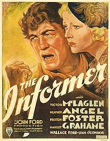 poster The Informer (1935)