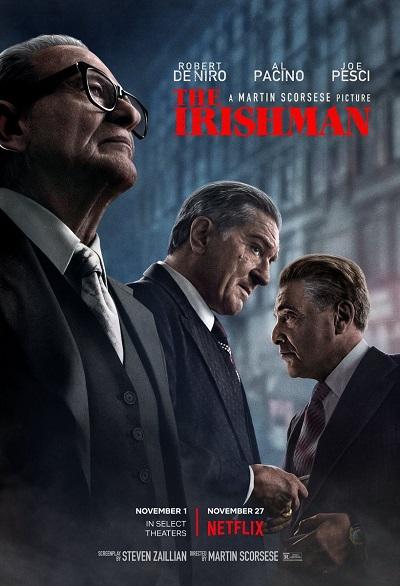 poster The Irishman (2019)