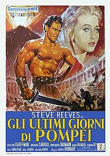 poster The Last Days of Pompeii (1959)