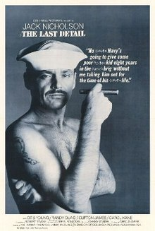 poster The Last Detail (1973)