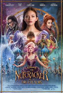 poster The Nutcracker and the Four Realms (2018)
