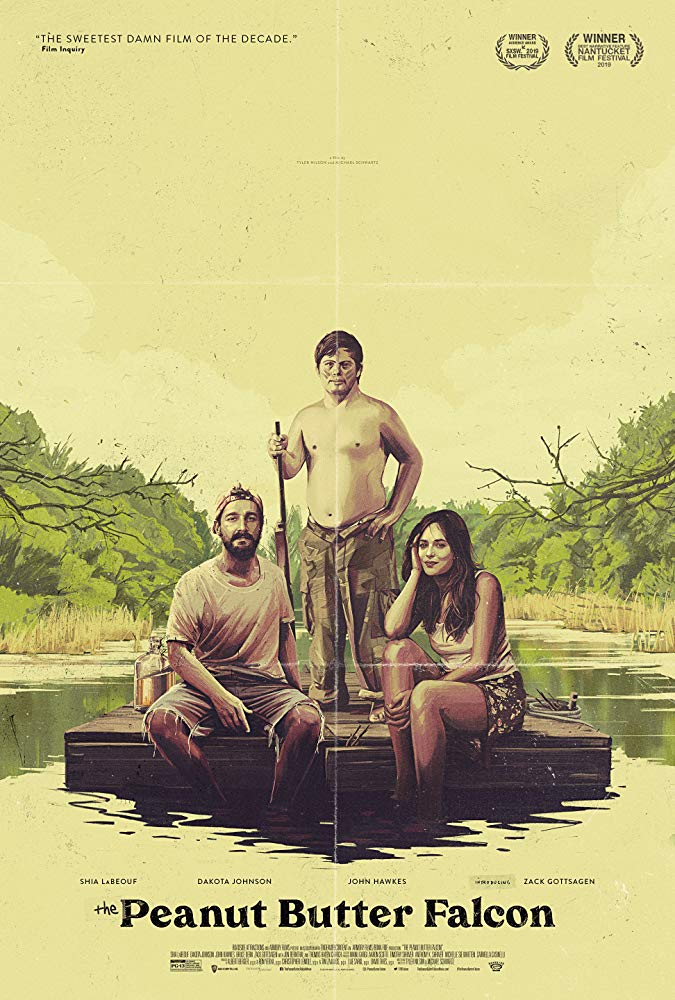 poster The Peanut Butter Falcon (2019)