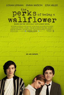 poster The Perks of Being a Wallflower (2012)
