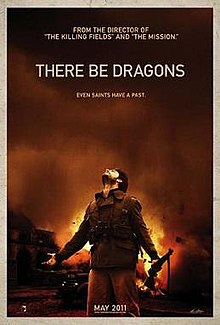poster There Be Dragons (2011)