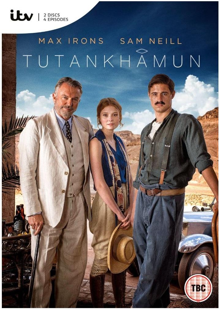 poster Tutankhamun (2016)