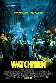 poster Watchmen (2009)