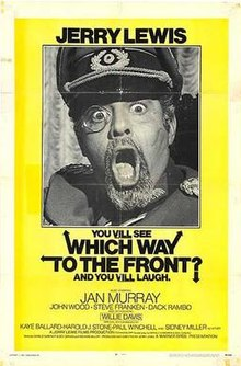 poster Which Way to the Front (1970)