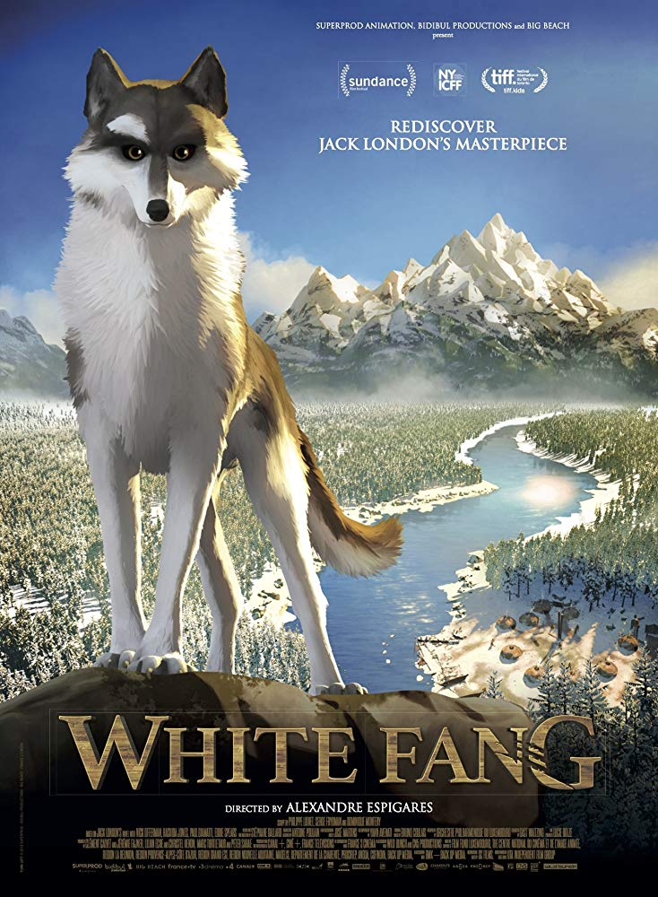 poster White Fang (2018)