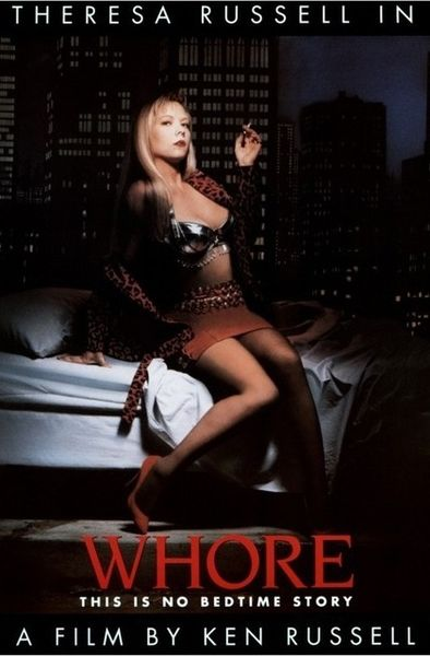 poster Whore (1991)