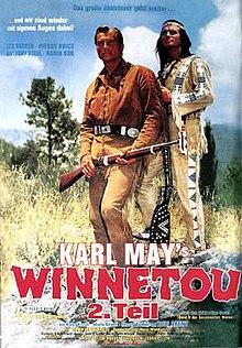 poster Winnetou - 2. Teil (1964)
