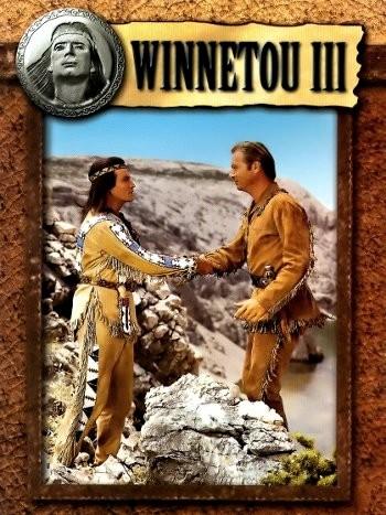 poster Winnetou - 3. Teil (1965)