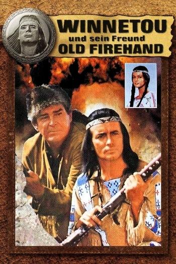 poster Winnetou und sein Freund Old Firehand (1966)