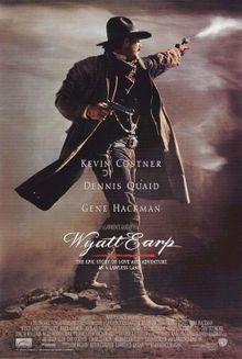 poster Wyatt Earp (1994)