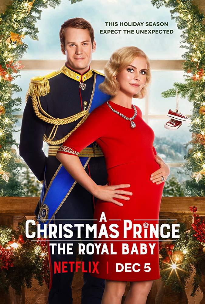 poster A Christmas Prince The Royal Baby (2019)