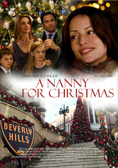 poster A Nanny for Christmas (2010)