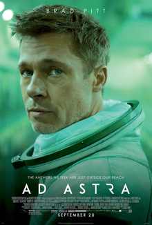 poster Ad Astra (2019)