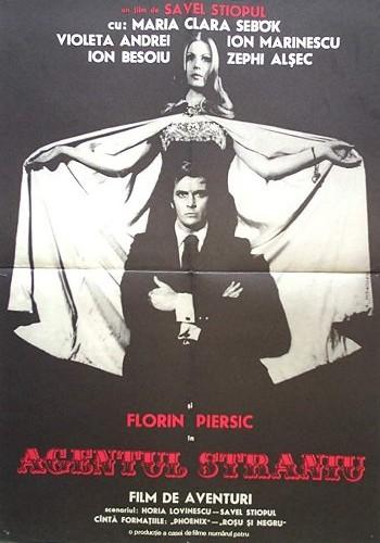 poster Agentul Straniu (1974)