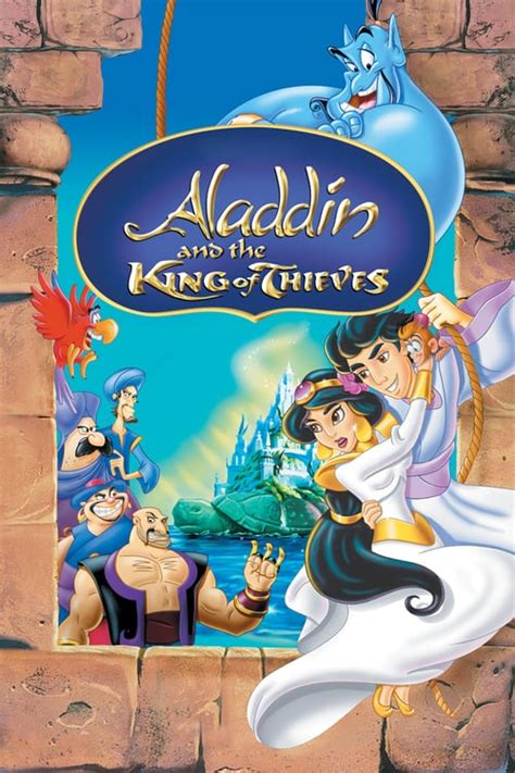 poster Aladdin And The King Of Thieves (1996)