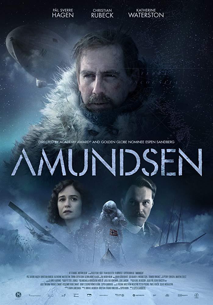 poster Amundsen (2019)
