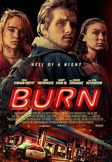 poster Burn (2019)