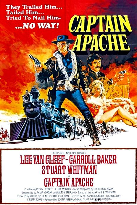 Căpitanul Apache - Captain Apache (1971)