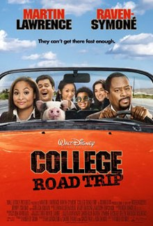 poster College Road Trip (2008)