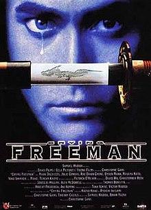 poster Crying Freeman (1995)