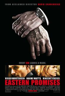 poster Eastern Promises (2007)