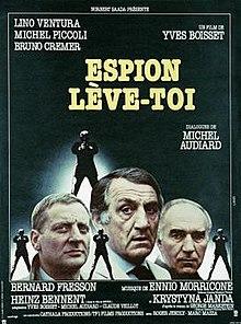 poster Espion, leve-toi (1982)