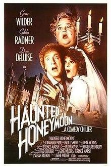 poster Haunted Honeymoon (1986)