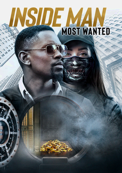 poster Inside Man Most Wanted (2019)