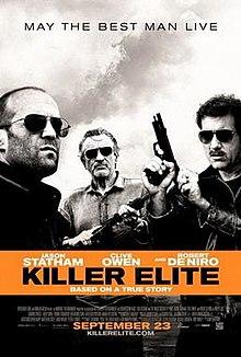 poster Killer Elite (2011)