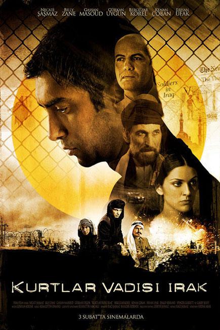 poster Kurtlar Vadisi Irak (2006)