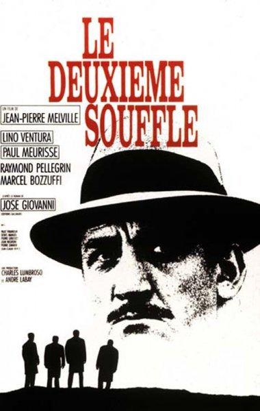 poster Le deuxieme souffle (1966)