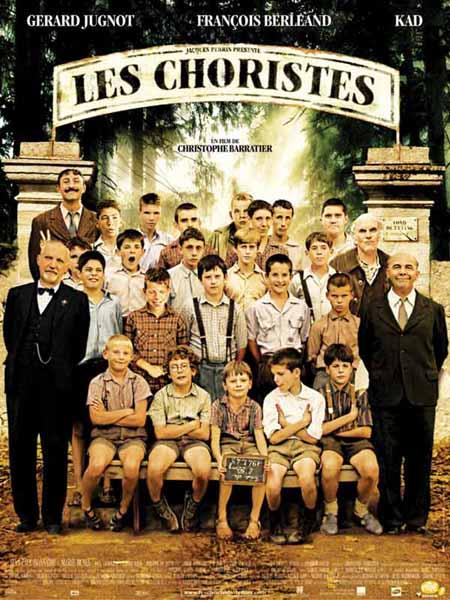 poster Les Choristes (2005)