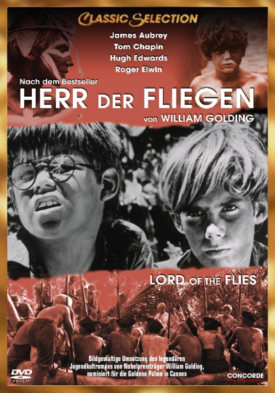 poster Lord of the Flies (1963)