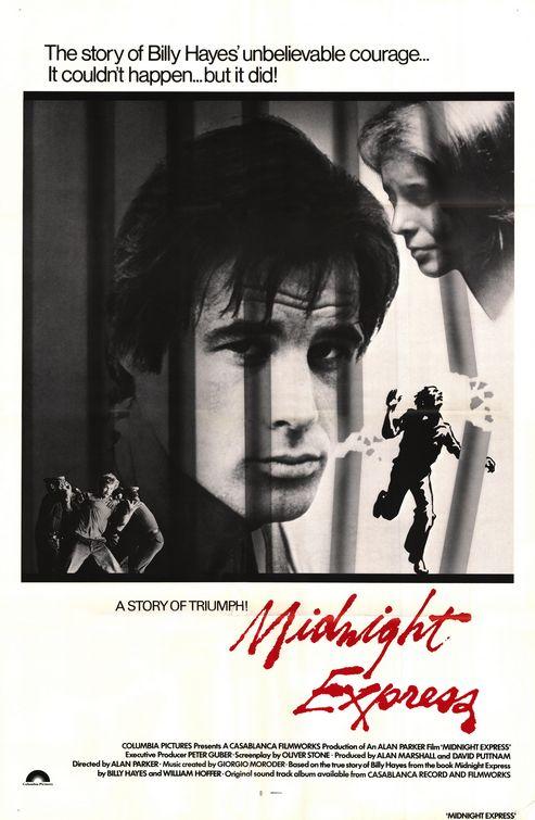 poster Midnight Express (1978)