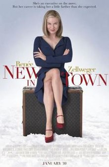 poster New in Town (2009)