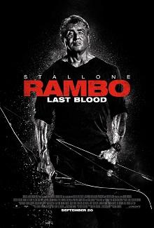 poster Rambo Last Blood (2019)