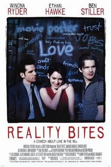 poster Reality Bites (1994)
