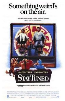 poster Stay Tuned (1992)