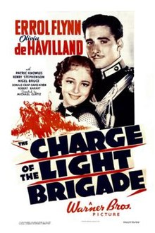 poster The Charge of the Light Brigade (1936)