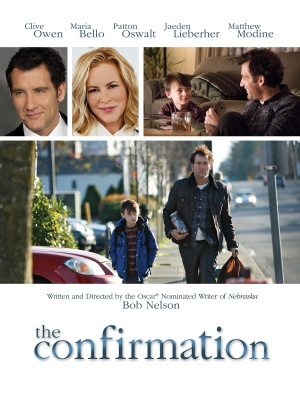poster The Confirmation (2016)