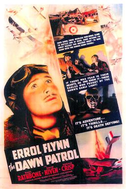 poster The Dawn Patrol (1938)